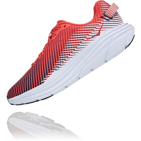 Hoka One One Rincon 2 Hardloopschoenen Dames, hot coral/white